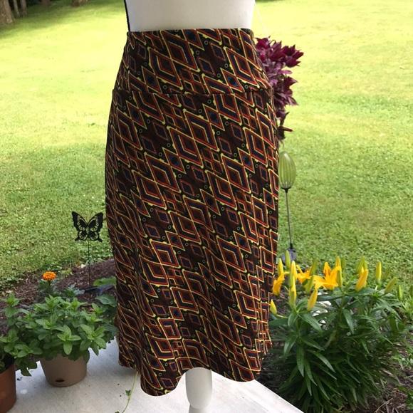 LuLaRoe Dresses & Skirts - 2XL LuLaRoe Cassie Pencil Skirt